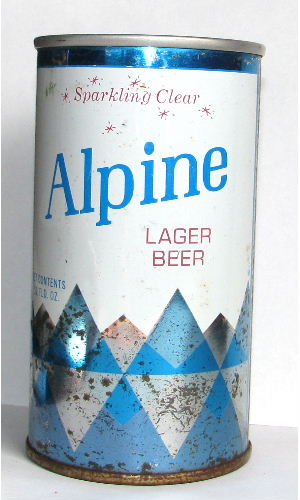 ALPINE LAGER BEER