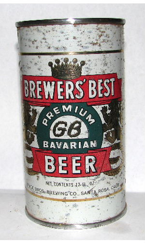 BREWER'S BEST BEER