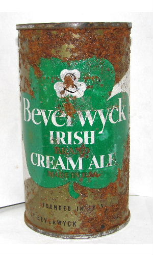 BEVERWYCK IRISH CREAM ALE1