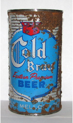 COLD BRAU EASTERN PREMIUM BEER