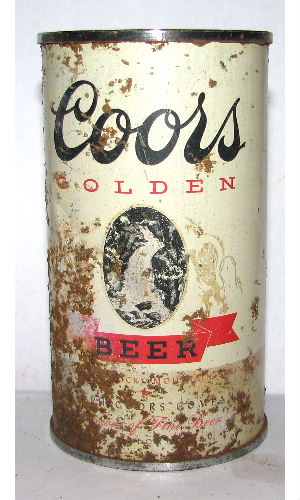 COORS GOLDEN BEER