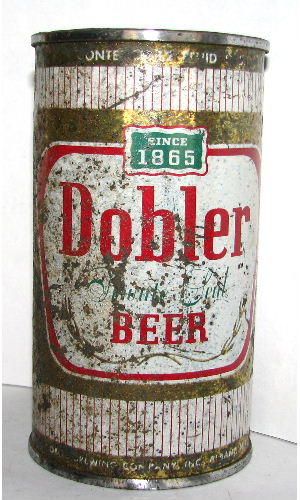 DOBLER PRIVATE SEAL BEER( since 1865)