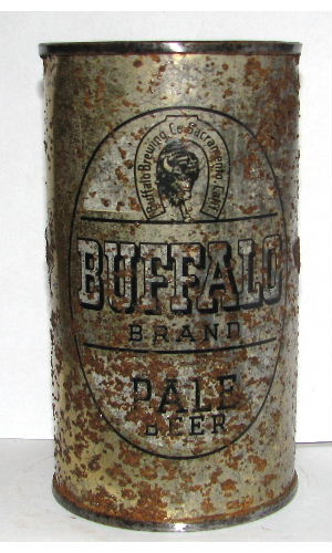 BUFFALO PALE BEER