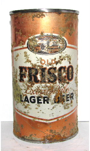 OLD FRISCO EXTRA PALE LAGER