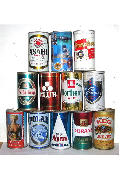 FOREIGN CANS