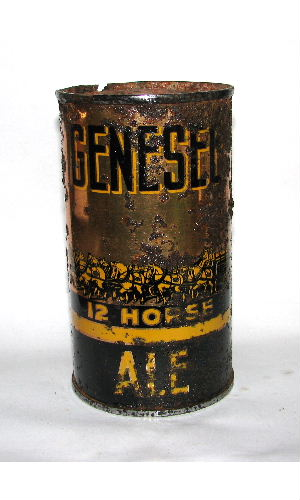 GENESEE 12 HORSE ALE OI