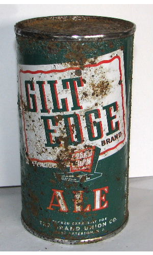 GILT EDGE ALE