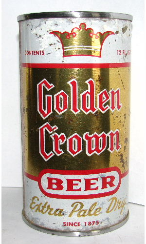 GOLDEN CROWN BEER