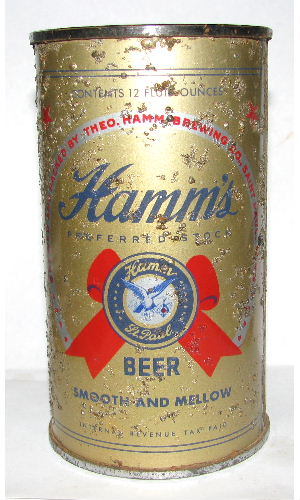 HAMMS PREFERRED BEER IRTP