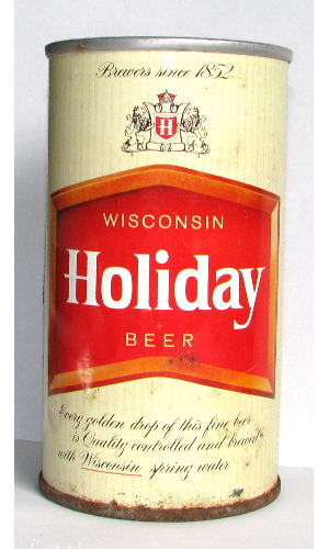 HOLIDAY WISCONSIN BEER
