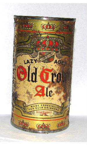 OLD CROWN ALE OI
