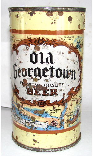 OLD GEORGETOWN BEER