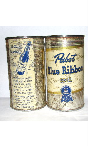 PABST BLUE RIBBON IRTP