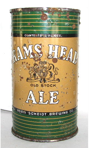 RAMS HEAD OLD STOCK ALE