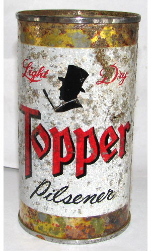 TOPPER LIGHT DRY PILSENER
